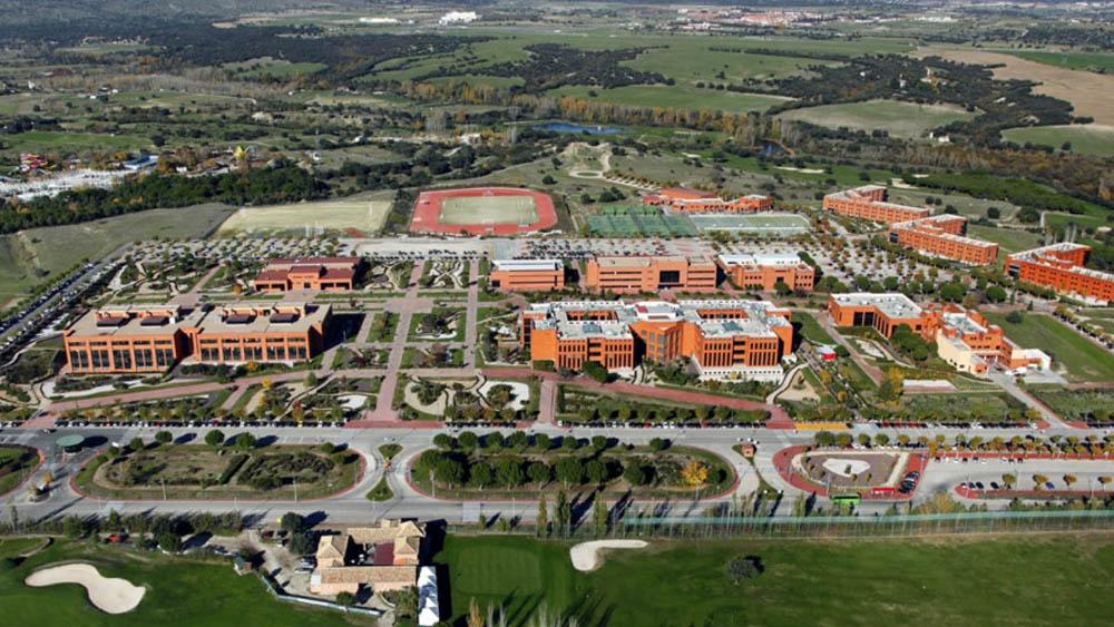 Universidad Alfonso X el Sabio Space 1