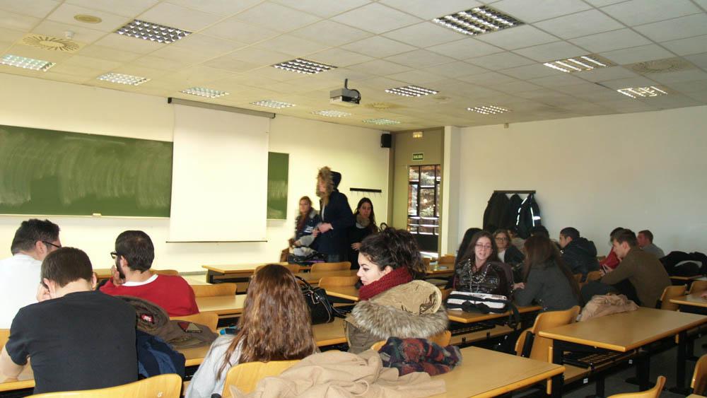 Universidad Alfonso X el Sabio Space 3