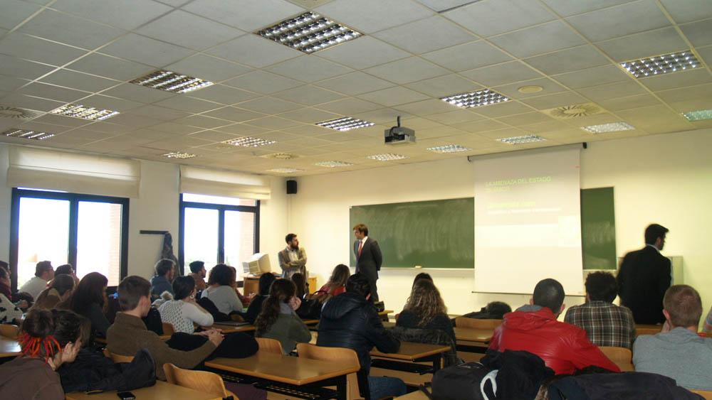 Universidad Alfonso X el Sabio Space 4