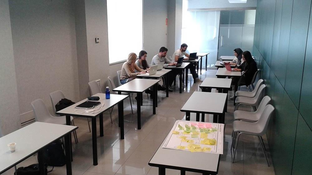 Universidad Autonoma de Madrid Space 2