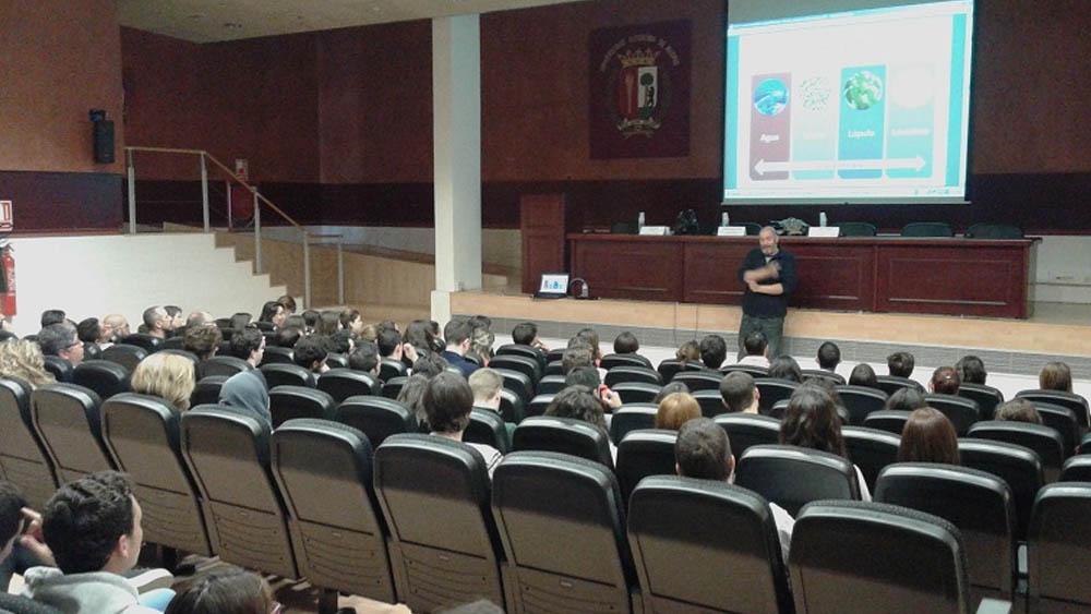 Universidad Autonoma de Madrid Space 3