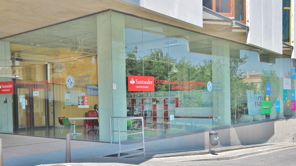 Universidad Politecnica de Cartagena Space 2