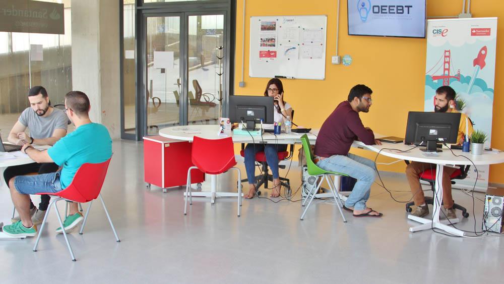 Universidad Politecnica de Cartagena Space 3