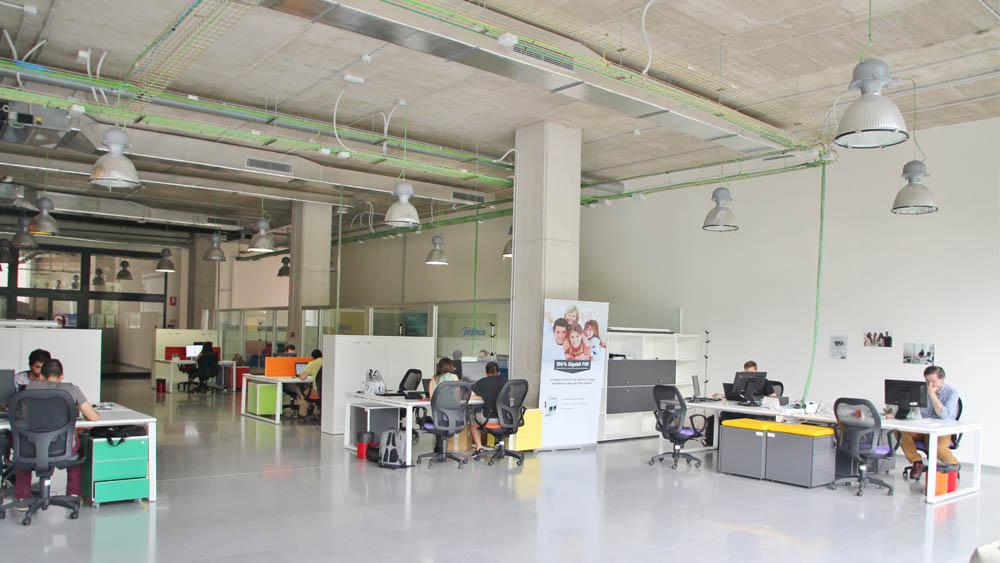 Universidad Politecnica de Cartagena Space 5