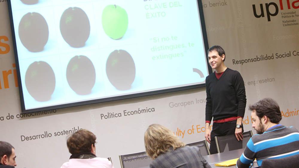 Universidad Publica de Navarra Space 4