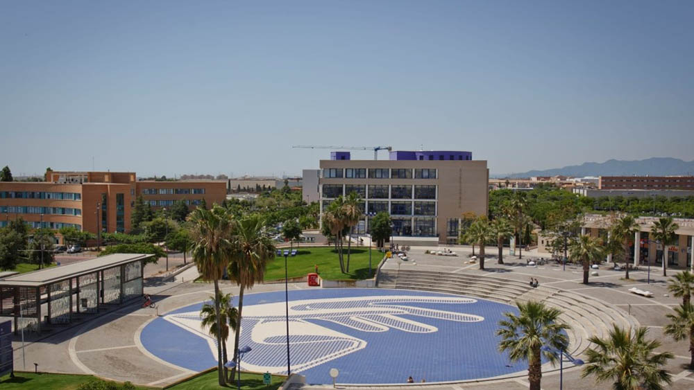 Universitat Jaume I de Castellon Space 1