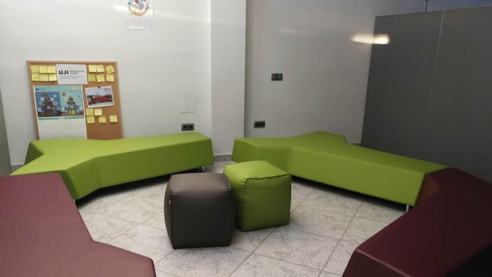 Universitat Jaume I de Castellon Space 2