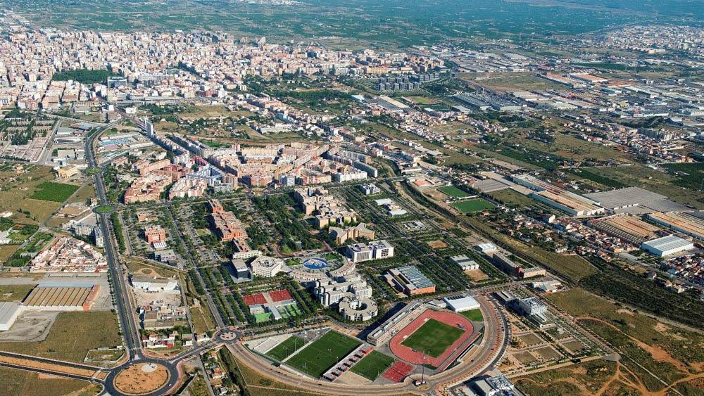 Universitat Jaume I de Castellon Space 4