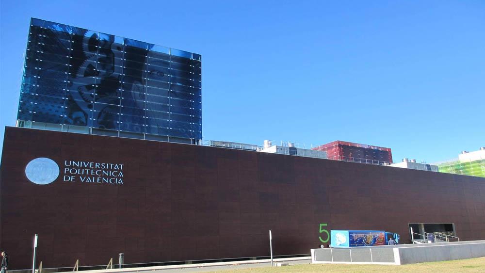 Universitat Politecnica de Valencia Space 3
